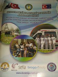 Demirci Gevher Nesibe MTAL-ERASMUS+ Proje Dergisi-Geriatrik Dönemde Kronik Hastaların Evde Bakımı
