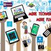 Etwinning More Technology More Fun projesi