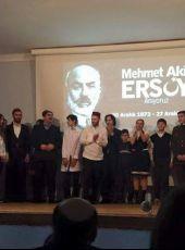 KASTAMONU CİDE YBO İstiklal Marşı'nın Kabulü ve M.Akif'i Anma Töreni