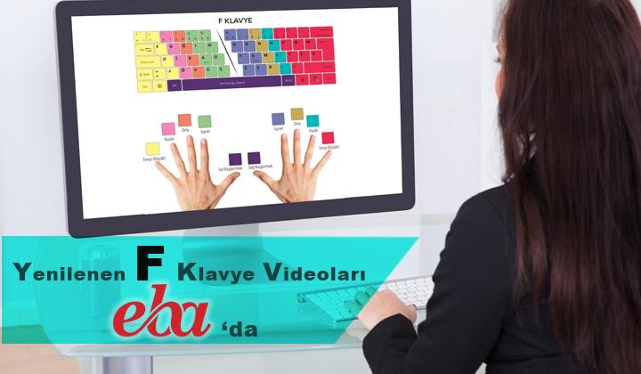 Yenilenen F Klavye Videoları