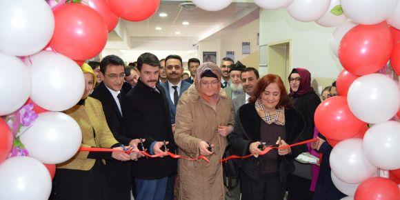 Söğüt Orhangazi İmam Hatip Ortaokulunda konferans salonu açılışı gerçekleştirildi