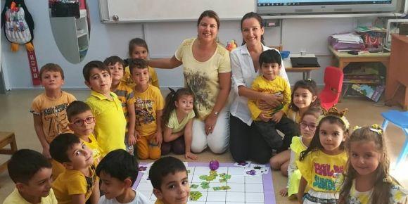 İlhan Onat İlkokulu Avrupa Kod Haftası Etkinlikleri