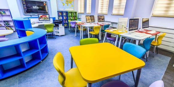 Edirne Uzunköprü ilçesinin ilk Z-Kütüphanesi Demokrasi İlkokulu' nda açıldı