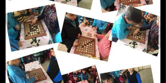 Ankara Büyükşehir B. İlkokulu 1-E sınıfı smart class eTwinning projesi