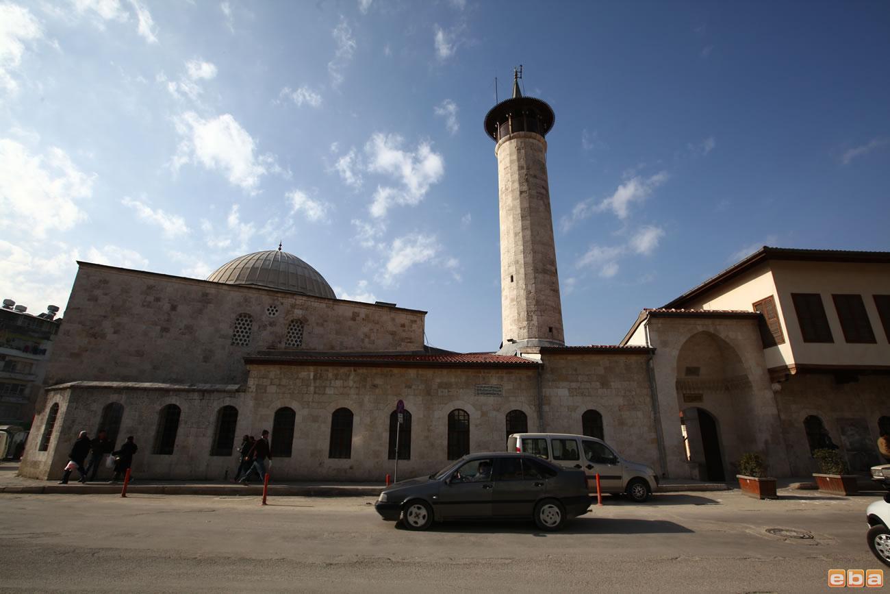 Habib-i Neccar Camii - 25 Ocak 2013  Eğitim Bilişim Ağı