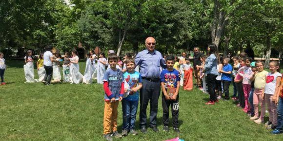 Cengiz Topel İlkokulu piknik yaptı