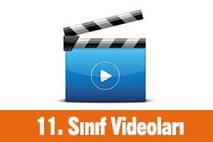 11. Sınıf Videoları