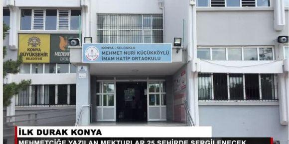 """""""Vatanımızın Bekçisi Kahraman Mehmetçiğe Moral Mektubu"""" proje finalimiz basında yer aldı"""