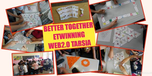 Yayla İlkokulu öğrencileri İngilizce dersinde web2.0 araçlarıyla eğlenerek öğreniyor