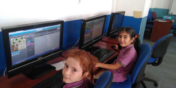 Konaklı Gazi İlkokulu Codeweek Etkinliği