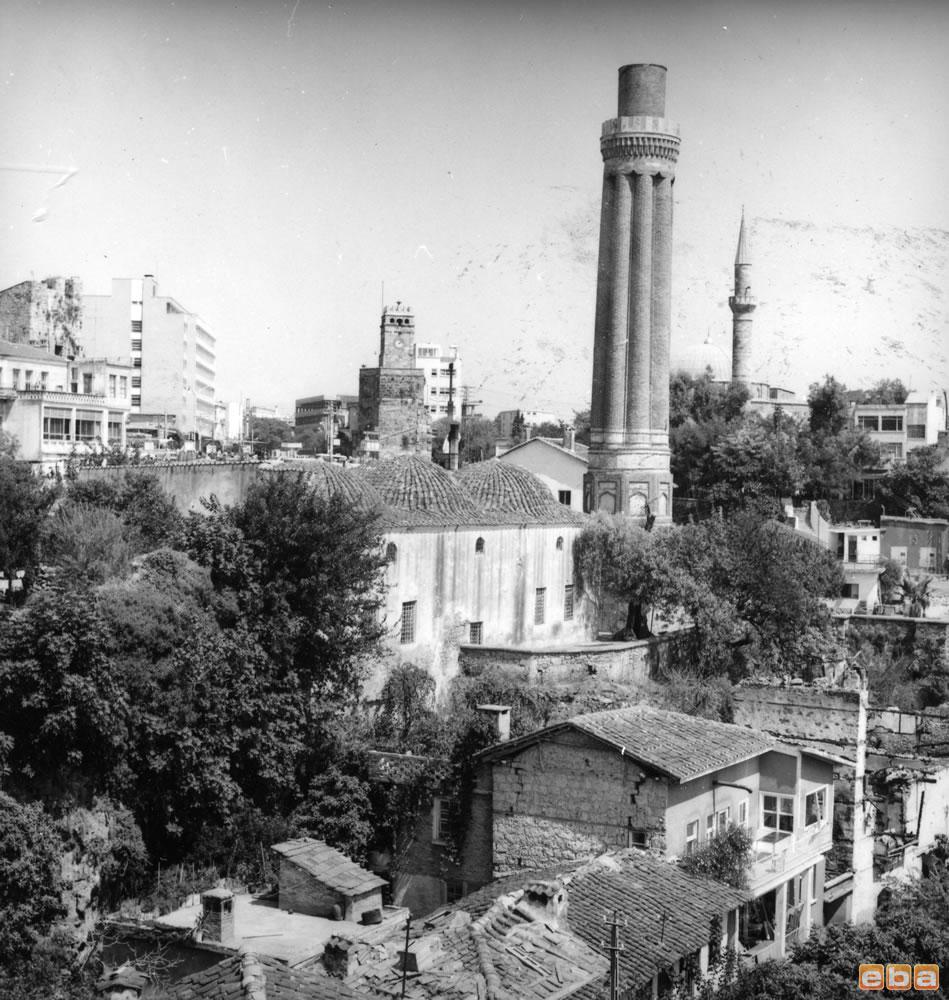 Antalya, Yivli Minare - 27 Aralık 2013  Görsel - Eğitim Bilişim Ağı