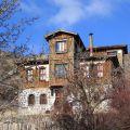 Eski Ağaç evler