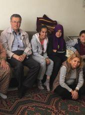 Gönüllü torunlar Cumhuriyet Ortaokulundan