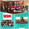 Manisa Salihli Kudret Demir Ortaokulu mektuplarıyla Afrin'de