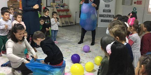 Balonlarımız ve sayılar