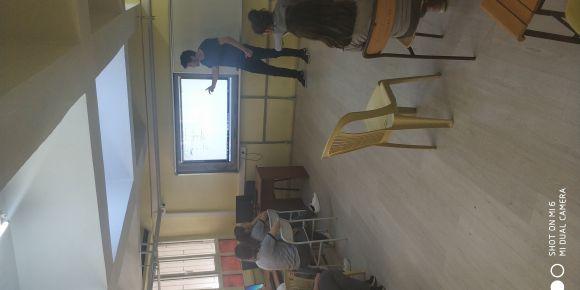 Kiraz Mesleki ve Teknik Anadolu Lisesi java ile kodluyor