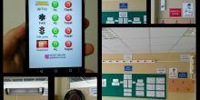 Darıca Denizyıldızları MTAL  sınıftaki cihazların uzaktan kontrolü projesi