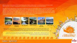Sakin Şehir kavramı ve ülkemizdeki Sakin Şehirler tanıtılmıştır.
