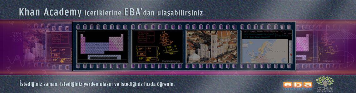 Khan Academy videoları EBAda!