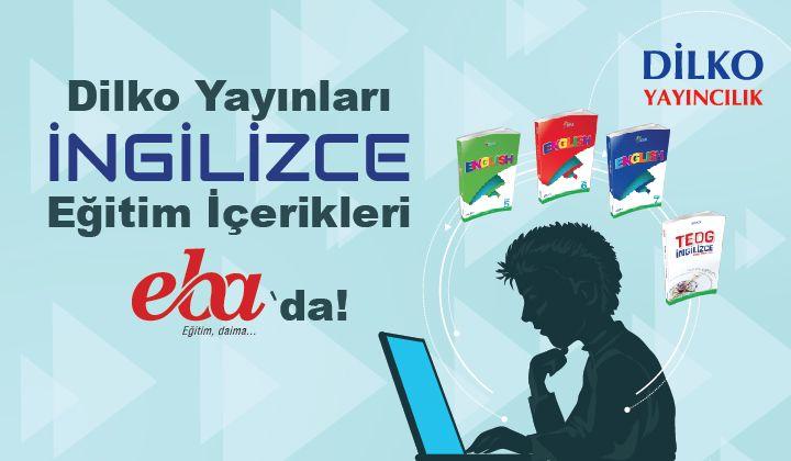 Dilko Yayınları İngilizce Eğitim İçerikleri