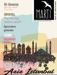 Martı Mayıs 2017 Çerkezköy Hacı Fahri Zümbül Anadolu Lisesi