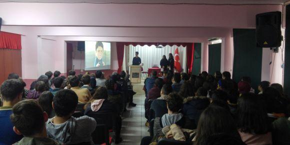 Hacı Zarife Çelebi Aygar Anadolu Lisesi Engelliler haftasını kutladı