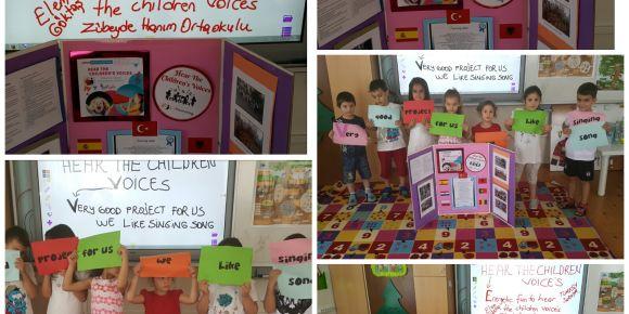 Hear The Children Voices Projesi
