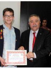 Zekâ Oyunları Yarışmasında Adıyaman Gölbaşı Anadolu Lisesi birinci oldu