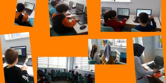 Bursa İsabet Okulları kodluyor