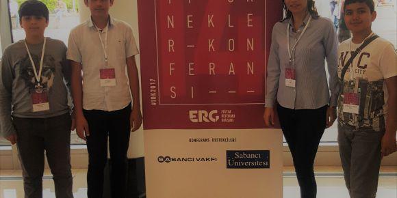 Adana Seyhan 23 Nisan İmam Hatip Ortaokulu eğitimde iyi örnekler konferansı