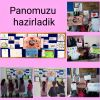 Yavuz Selim İlkokulu öğrencileri ''Benimle Oynar Mısın?'' projesi okul panosunu hazırladı