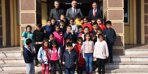 Mevlütlü İlkokulu Salihli gezisi