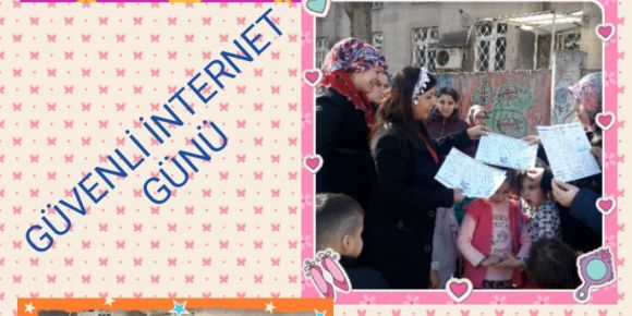 Okulumuzda Güvenli İnternet Günü