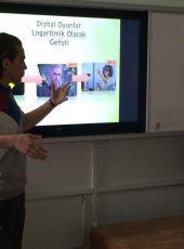 Göl Anadolu Lisesi'nde öğrenci konferansları projesi başladı