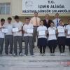 Aliağa Mustafa Güngör Çolakoğlu Lisesi Olarak 03-06-Mayıs 2012 Tarihleri Arasında 2.Gençlik Çalıştayı