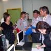 Mersin / Erdemli Eğitici Bilişim Teknolojileri Formatör Öğretmenleri İspanya'da
