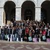 Diyarbakır Gaffar Okkan Anadolu Lisesi, İstanbul Valisi Hüseyin Avni Mutlu'nun misafiri oldu.