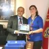 İzmir Emniyet Müdüründen Başarılı Öğrenciye Ödül