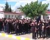 Selçuk Özsoy Ortaokulu Atatürk Silüeti