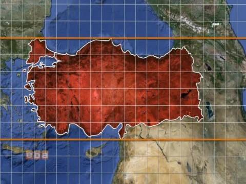 Türkiye'nin Kuzey, Güney, Doğu ve Batısındaki En Uç Noktalar Nerelerdir?