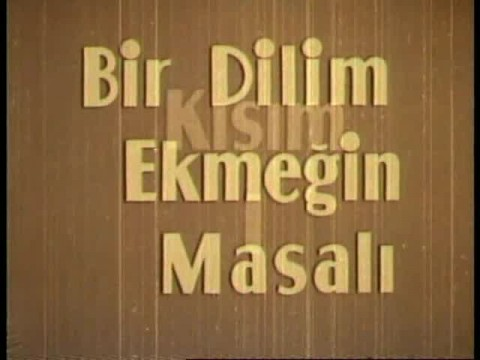 Bir Dilim Ekmeğin Masalı (1956)