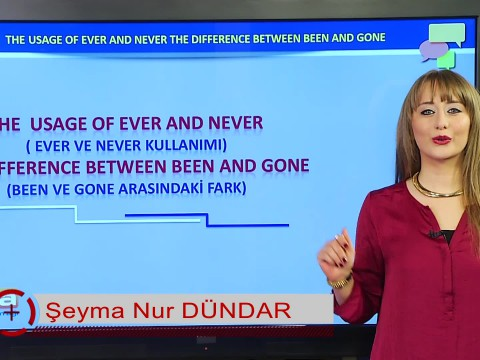 The Usage of Ever and Never-The Difference Between Been and Gone