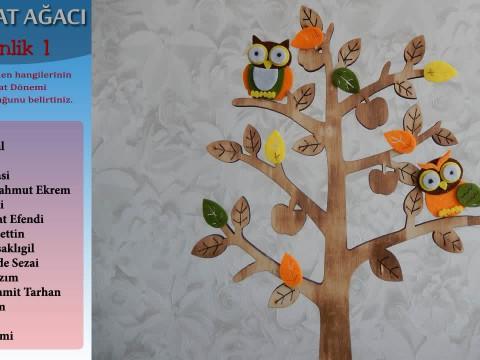 Edebiyat Ağacı izle