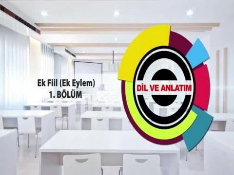 Ek Fiil (Ek Eylem) - 1